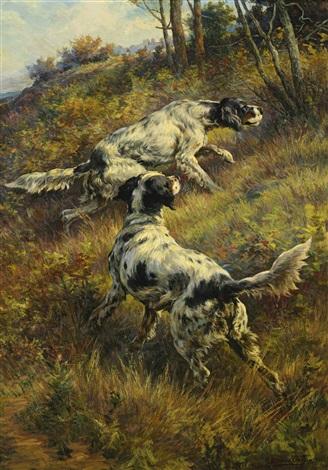 the hillside by edmund henry osthaus