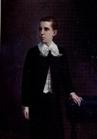 retrato infantil by francisco alarcon