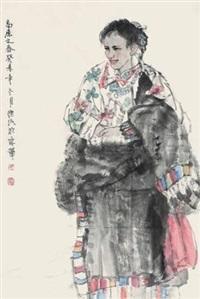 高原之春 by ren jimin