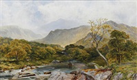welsh valley by james peel