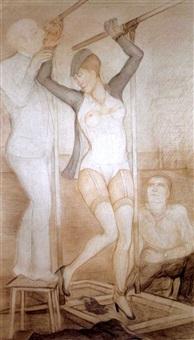 roberte et les barres parallèles by pierre klossowski