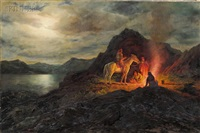 campfire stories by henry raschen