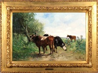 les vaches by henry schouten