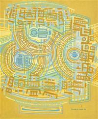 idéogrammes nouveaux (new ideograms) by rhee seund ja