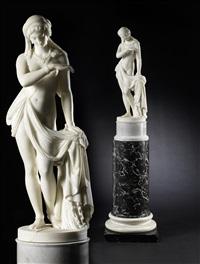 schiava greca (greek slave) by scipione tadolini