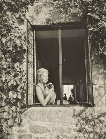 autoportrait à la fenêtre by claude cahun