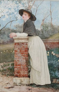 waiting for spring by edward killingworth johnson