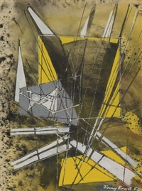 mineral #29 by jimmy ernst