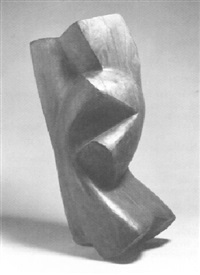 abstract figure by raoul hague