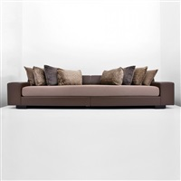 large sofa by christian liaigre
