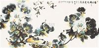 春风仙艳露华浓 by xiao sixi