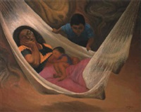 maternidad by luis nishisawa