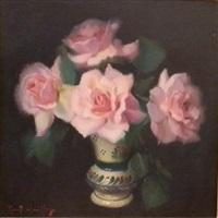bouquet de roses by robert chailloux
