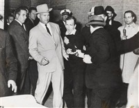 jack ruby shooting lee harvey oswald by robert jackson