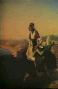 debarquement de l'armee francaise a sidi ferruch, algerie, en 1830 by elisa allier