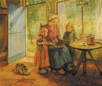 the story hour by cornelius christiaan zwaan