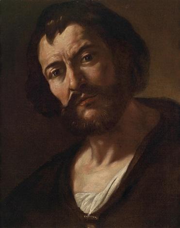 bildnis eines mannes by michelangelo merisi da caravaggio