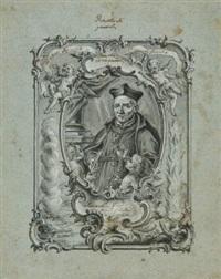 der heilige josephus calasanctius by vitus felix rigl