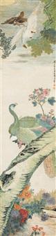 flower and bird by ren xia