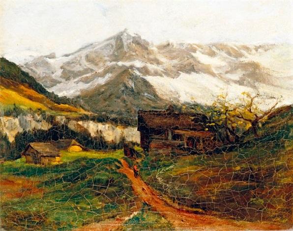 hófödte hegycsúcsok by gobell smith
