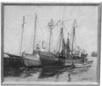 cape ann fishermen, #1 by bissell phelps smith