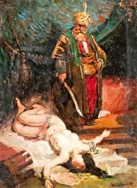 háremben by miklos (nickolas) mihalovits