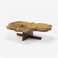 rare minguren i coffee table by george nakashima