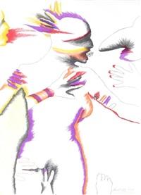 erotic mouth by marisol escobar