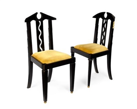 dining room suite set of 9 by alan james millar