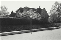 sceaux, france; cambridge, mass.; memphis; and nyc (4 works) by lee friedlander