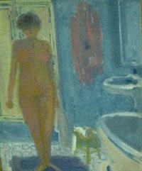 nude study by bernard piga