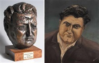 brendan behan, author and playwright by desmond mcnamara