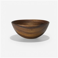 bowl by arthur espenet carpenter