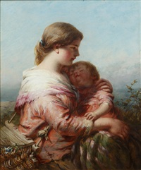 motherhood by james john hill