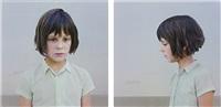 maria 1; maria 2 (2 works) by loretta lux