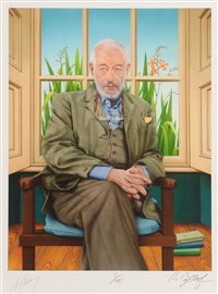 j.p dunleavy by robert ballagh