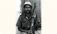 miliciano trinidad, cuba by paolo gasparini