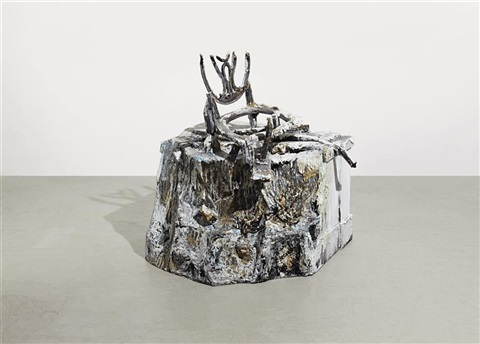 early american chair snow pedestal by valerie hegarty