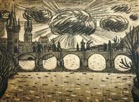 karlův most by karel cerný