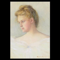 portrait of a lady by marion kavanaugh wachtel