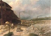 steenbakkerij ouderzorg, leierdorp - the brick factory by herman heijenbrock