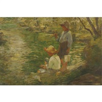 the young fishermen by adam emory albright