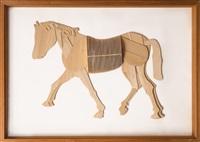 cavallo by mario ceroli