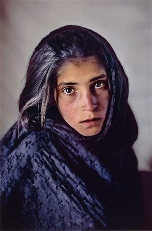 school girl kabul afghanistan by steve mccurry