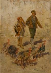 i guardiani dei tacchini by alceste campriani