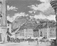 um 1960 graz by maurice grosser