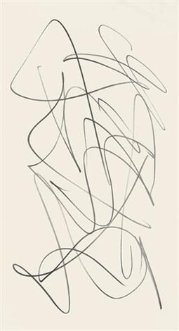 big scribble 2 by karl haendel