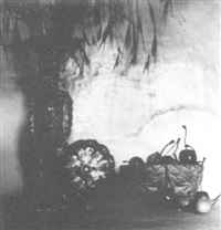 still life with fruit by g.m. ahern