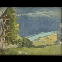lago verde di bardonecchia by ernesto giuliano armani