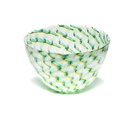 calabash bowl vase lrgr 2 pieces by james carpenter